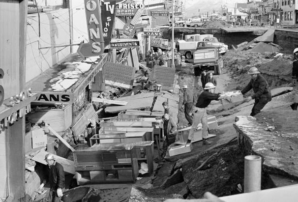 Alasca-1964-Estados Unidos
