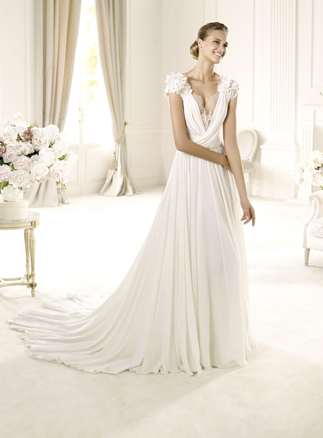 Elie By Elie Saab 2013 Bridal Collection My Dress Of The Week