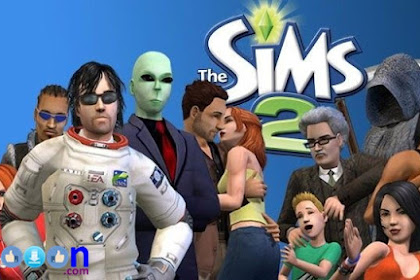 Free Download Game PC Laptop The Sims 2 Ulimate Edition All Expansion Pack