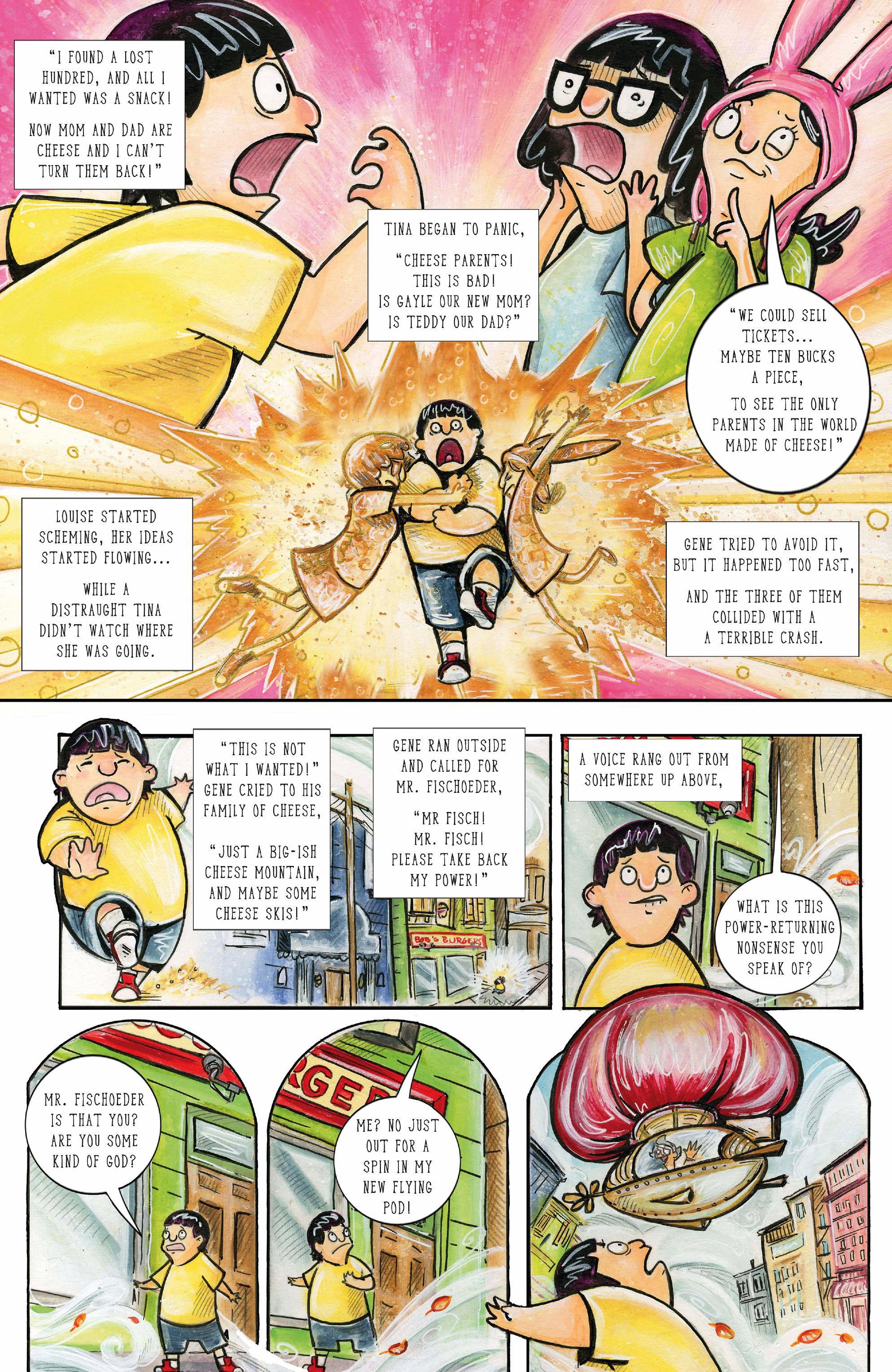 Bob's Burgers (2015) Issue #9 #9 - English 24