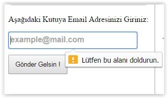 feedburner e-posta aboneliği tasarımı