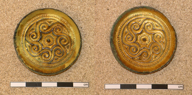 Anglo-Saxon Cemetery unearthed at Wiltshire