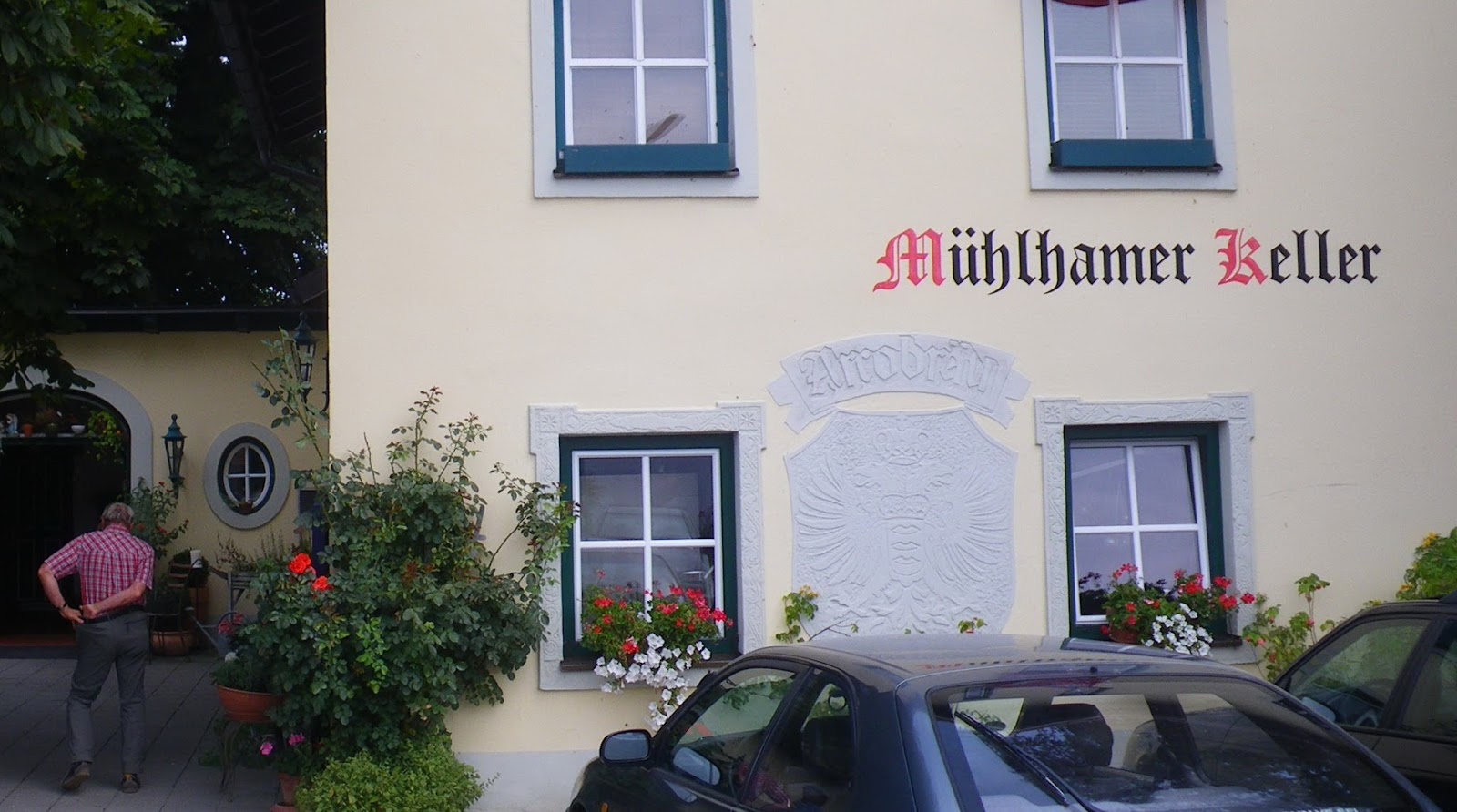 Auswarts Essen Regensburg Brotzeit Im Muhlhamer Keller In Osterhofen