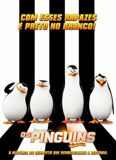 Os Pinguins de Madagascar - BDRip Dual Áudio