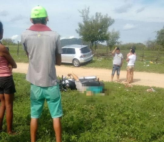 Homem é assassinado a tiros em cidade da Paraíba; Outro é atingido com disparos e socorrido para o hospital
