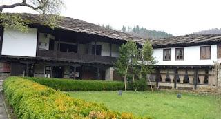 Tryavna, Bulgaria. Casa Daskalov.
