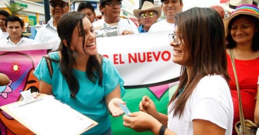 Bancada Aprista quiere impedir candidaturas de Verónika Mendoza y Julio Guzmán