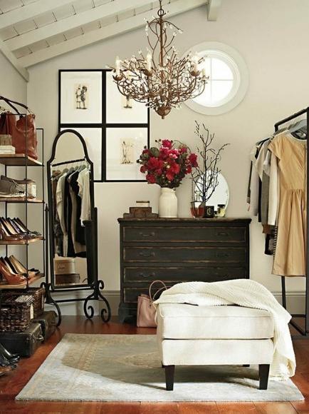 Dressing Room Design Ideas & Tips