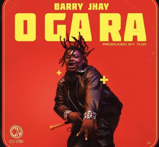 """[SB-MUSIC] Barry Jhay – """"O Ga Ra"""""""