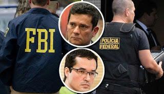 Resultado de imagem para Lula está preso na Polícia Federal que é financiada pela CIA e o FBI!