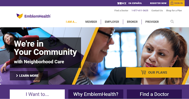 Emblem Health Insurance New York