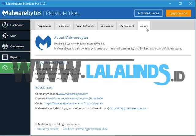 Download Malwarebytes Anti-Malware 3.2.2.2029 Terbaru Gratis
