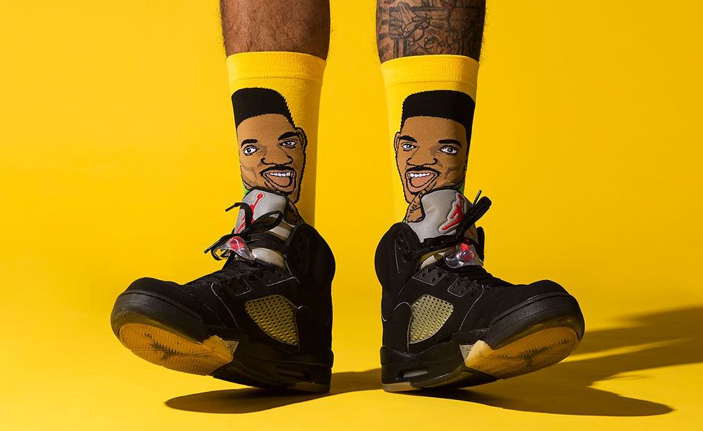 Stance Fresh Prince of Bel-Air Socken   Always Fresh