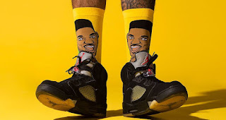 Stance Fresh Prince of Bel-Air Socken | Always Fresh