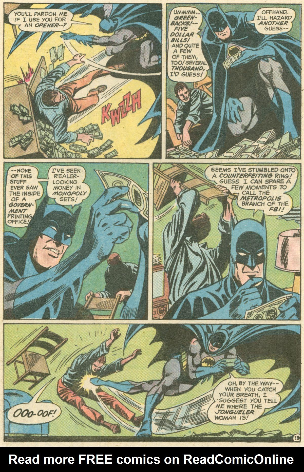 Read online World's Finest Comics comic -  Issue #211 - 16