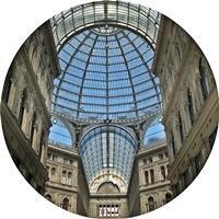 Galería-Umberto-I-Nápoles