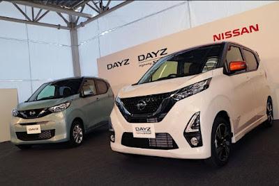Nissan Kenalkan 2 Kendaraan Beroda Empat Gres