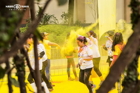 Run or Dye - Joinville 23.7.15