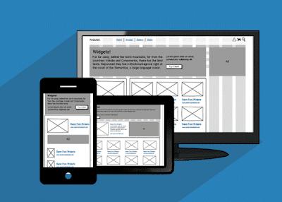 3 Jenis Desain Layout  Website yang Harus di Ketahui Sebelum Membuat Website