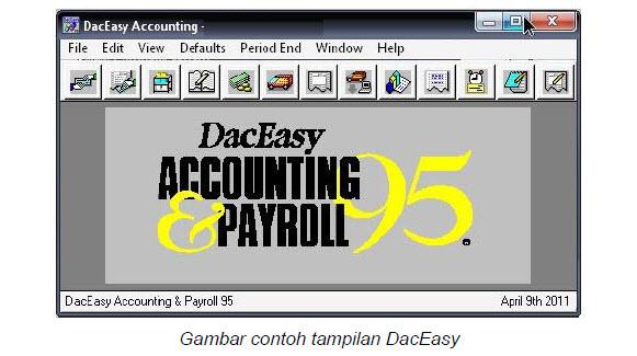 Aplikasi DAC Easy