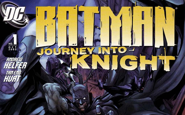 Batman - Journey into knight