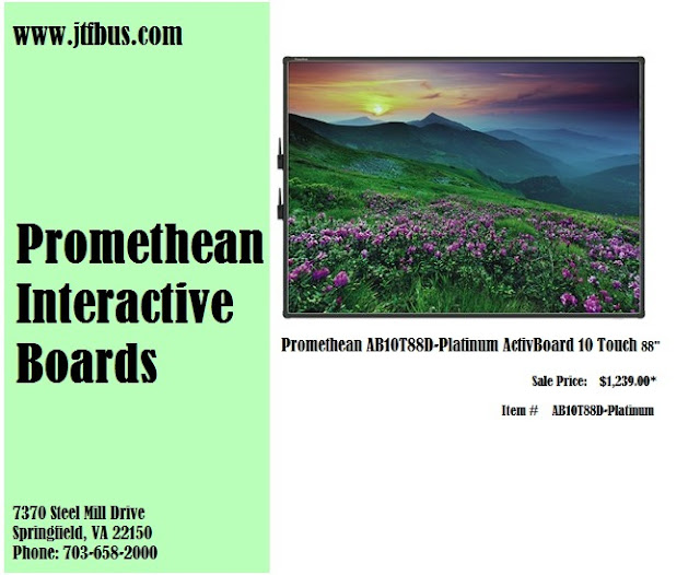 Promethean Interactive Boards