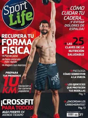 Revista Sport Life España Septiembre 2017