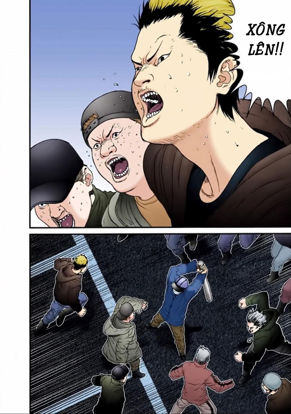 Gantz Chap 29: Zoku trang 12