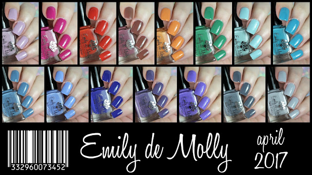 Emily de Molly Creams | April 2017