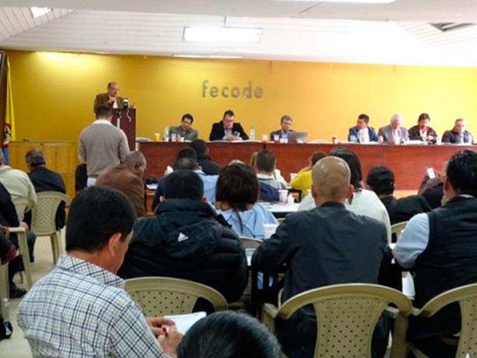 Esta semana, Fecode decidirá su próximo devenir, nuevos paros y elecciones estatutarias