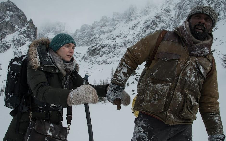 """Idris Elba e Kate Winslet no trailer de """"Depois Daquela Montanha"""""""