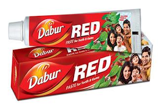 Free Sample of Dabur Paste