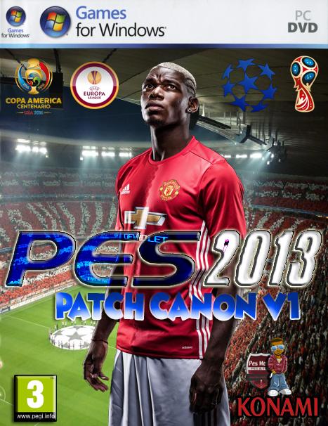 pes 2013 patch 2018