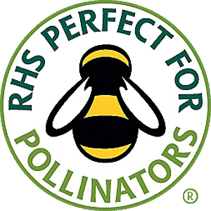 RHS Pollinators sticker