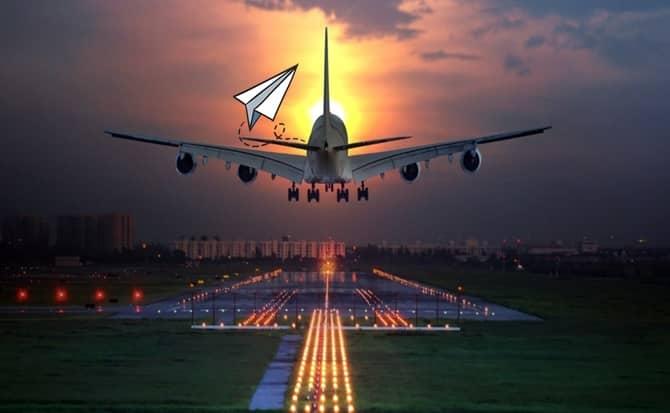 Viajes, aviones, vuelos