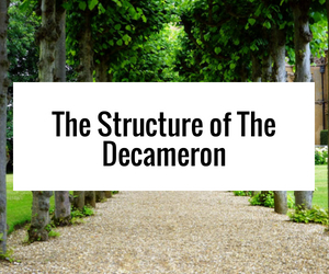 The Structure of the Decameron