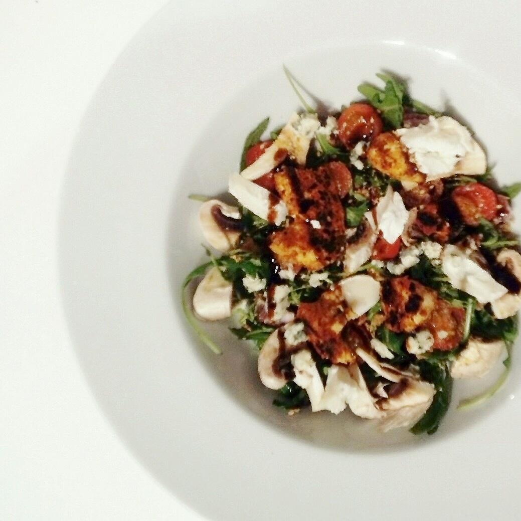 recettes rééquilibrage alimentaire variante salade caesar