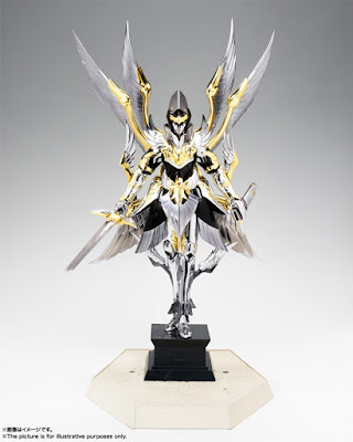 "Hades Myth Cloth 15th Anniversary de ""Saint Seiya"" - Tamashii Nations"