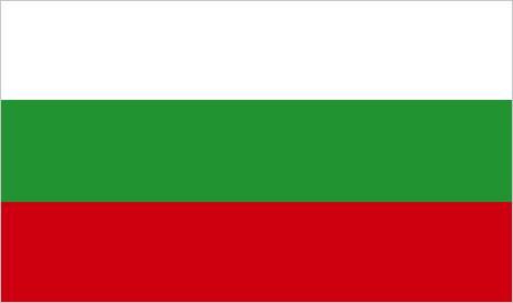bandera blanca y verde con un dragon rojo