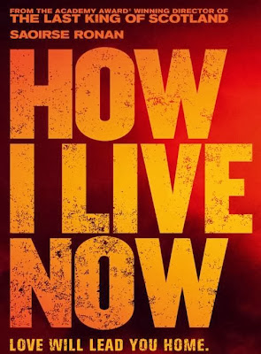 Poster Of Hollywood Film How I Live Now (2013) In 300MB Compressed Size PC Movie Free Download At worldfree4u.com