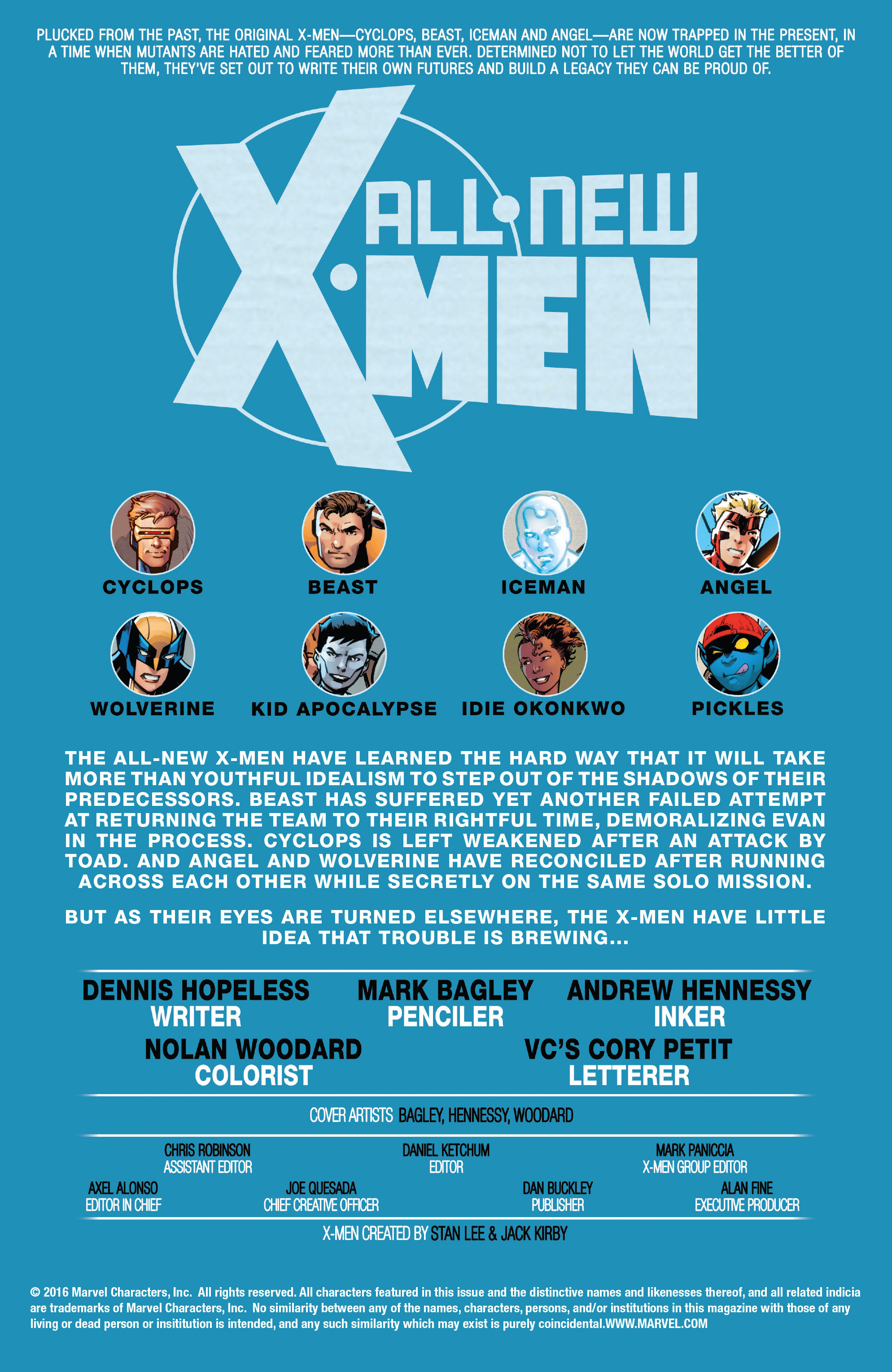 Read online All-New X-Men (2016) comic -  Issue #13 - 2