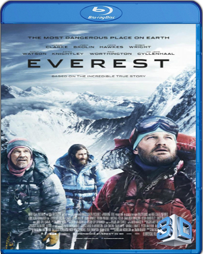 Everest [BD25] [2015] [Latino] [3D]