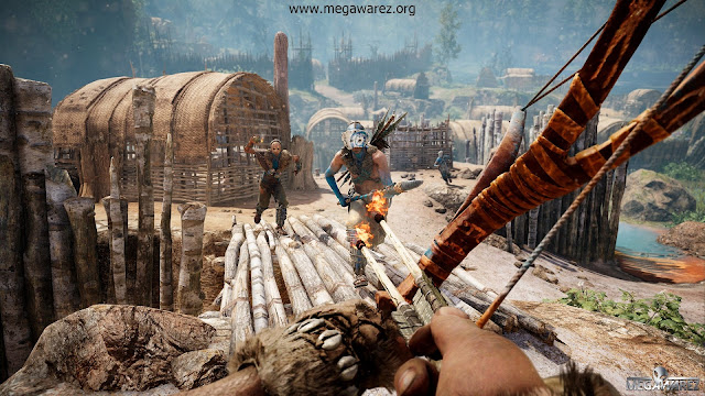 Far Cry Primal pc imagenes