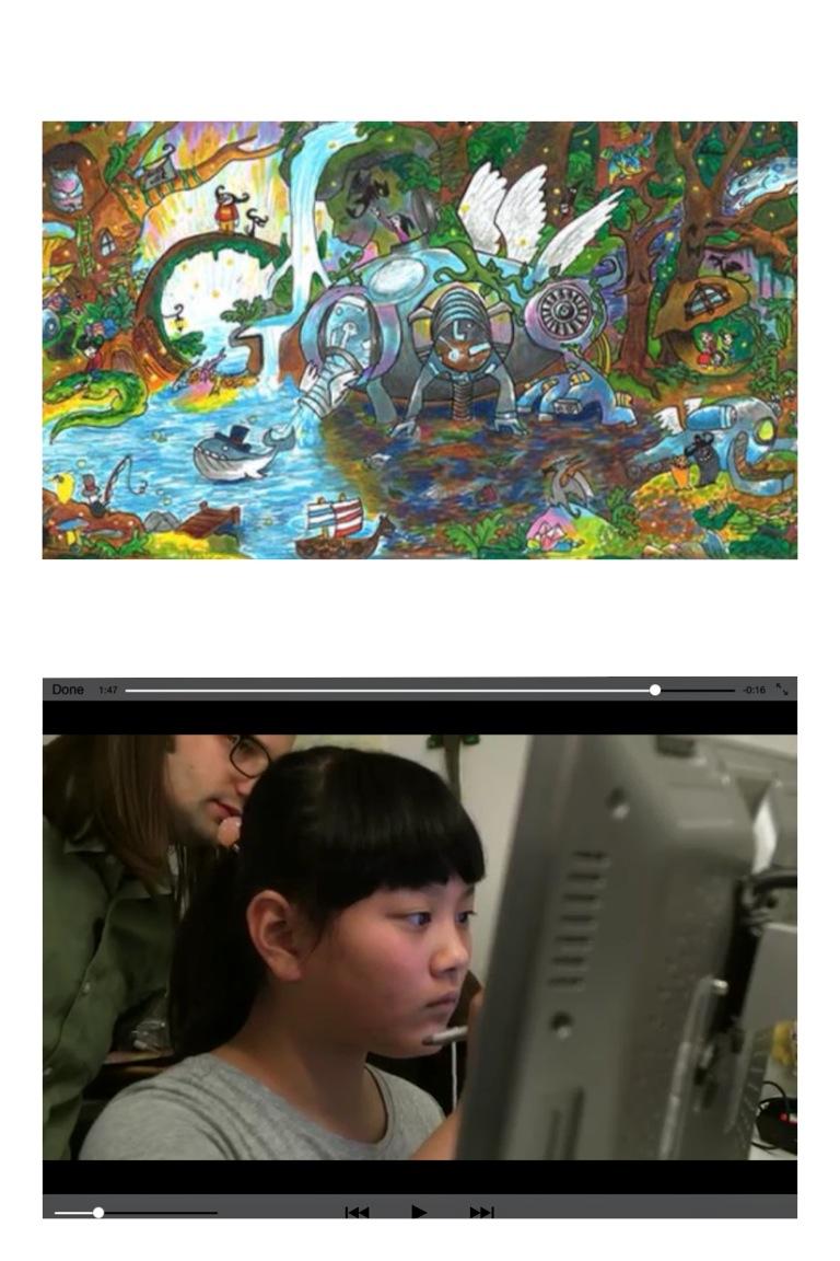 Bocah 11 Tahun Menangkan Kontes Google Doodle