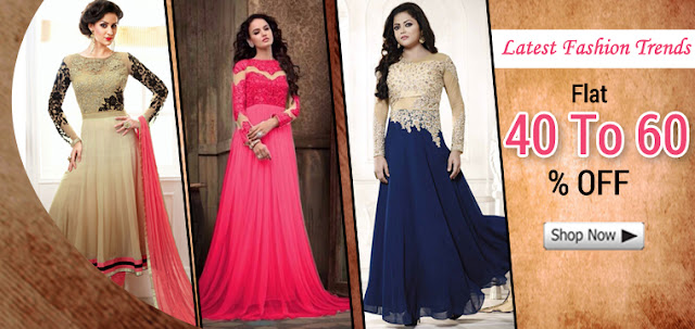 Bumper Discount Offer Sale On Salwar Suits Online Collecti At Pavitraa