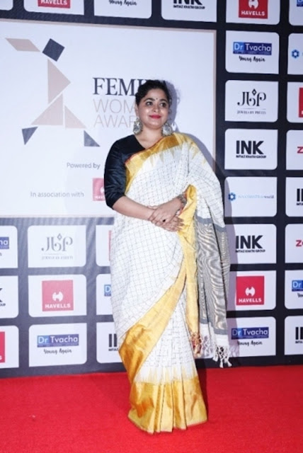 Ashwiny Iyer Tiwari at Femina Women's Award 2017
