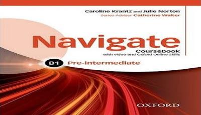 Oxford Navigate B1 Pre-Intermediate Ebook + Video + Audio Free Download