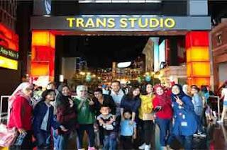 Lowongan Kerja Trans Studio Cibubur Jakarta