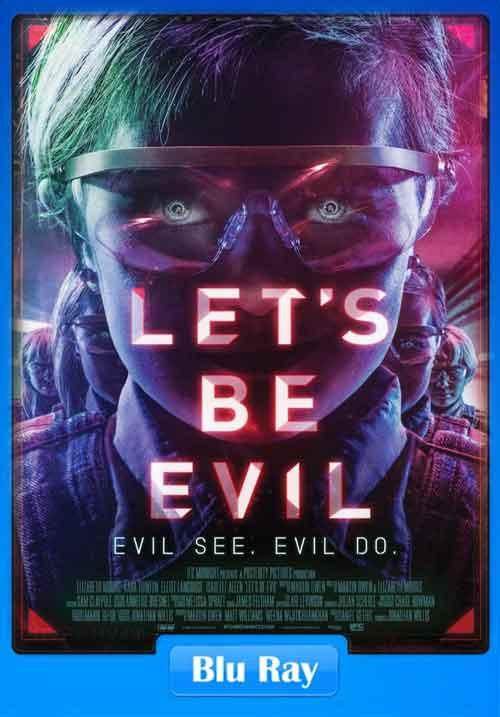 Lets Be Evil 2016