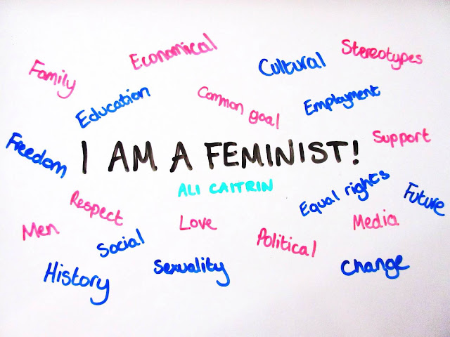 feminism and stereotypes ali caitrin